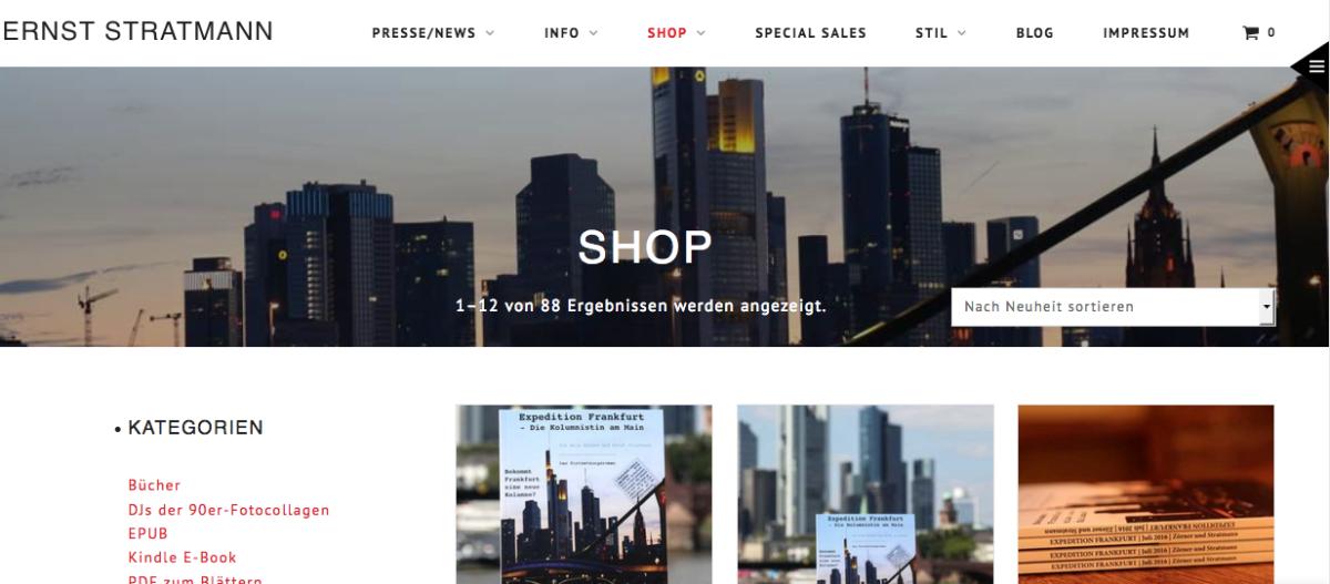 Neue Website - YUHU!